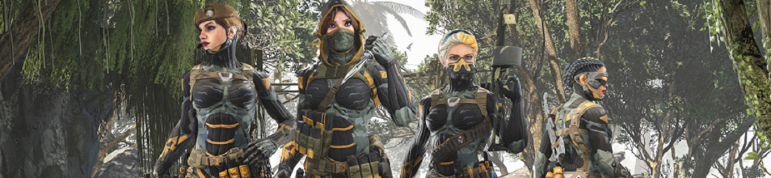 WARFACE INTRODUCES FAMOUS CRYSIS NANO SUITS