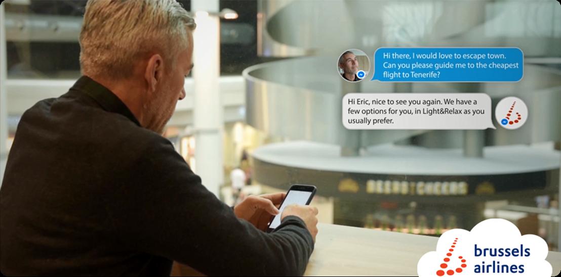 Brussels Airlines biedt 24/7 social media service aan klanten