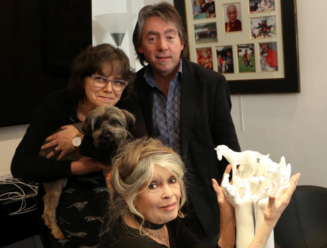 PRESS RELEASE // Brigitte Bardot receives the GAIA Lifetime Achievement Award