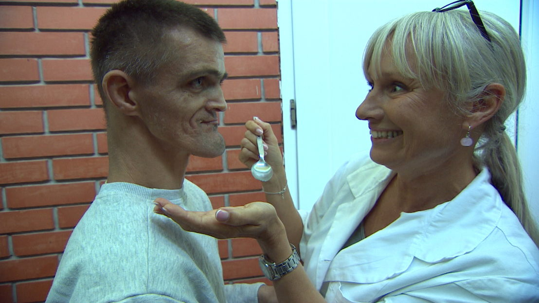 Gehandicaptenzorg in Servië- Beroepen zonder grenzen (c) VRT