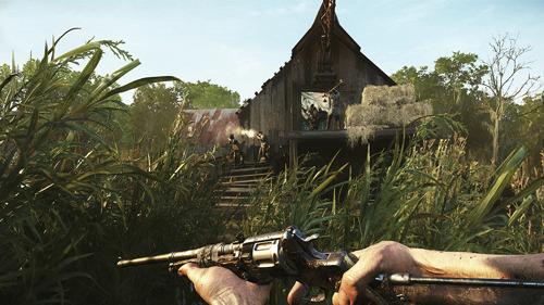 Crytek Releases Performance Update 2.4 for Hunt: Showdown