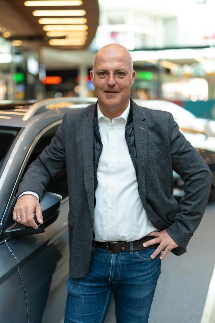 Thierry De Vleeschouwer is de nieuwe directeur van ŠKODA Import
