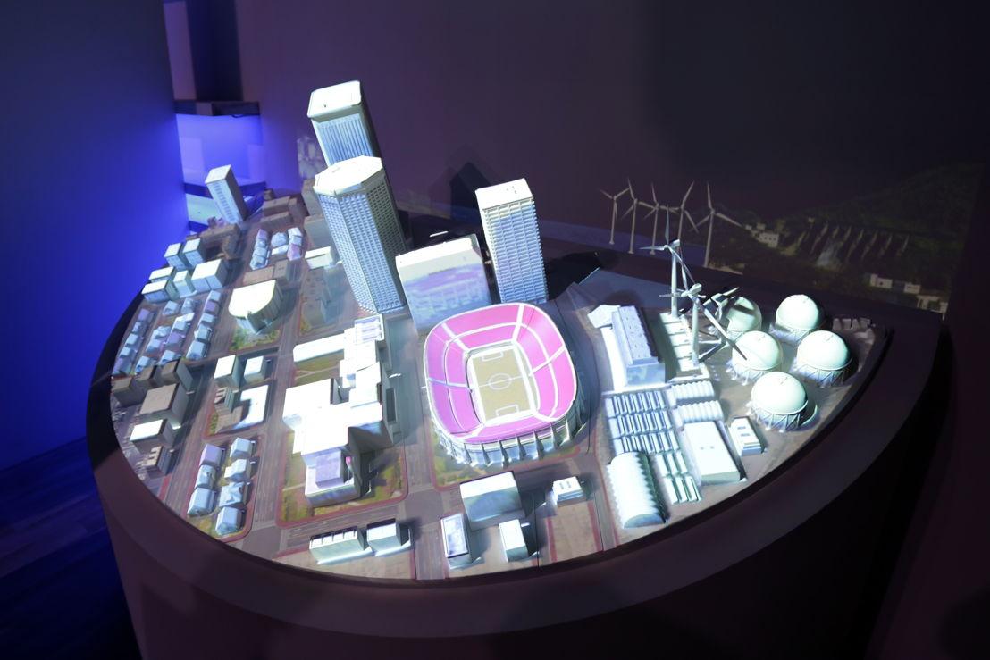 Modelo de ciudad inteligente y sustentable