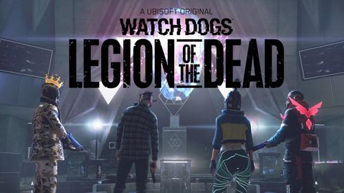 UPDATE 2 JETZT ERHÄLTLICH: BEINHALTET PC ALPHA PHASE FÜR DEN NEUEN ZOMBIE MODUS WATCH DOGS: LEGION OF THE DEAD