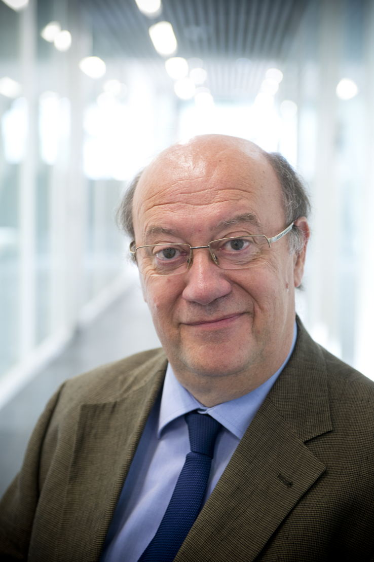 Gedelegeerd bestuurder prof. dr. Marc Decramer