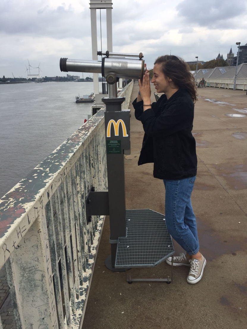 Secret McDo's in Antwerpen