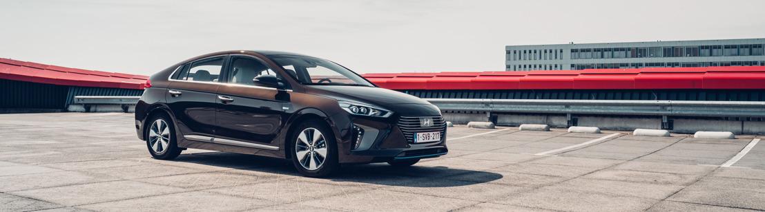 Presskit: Hyundai Ioniq Full Range