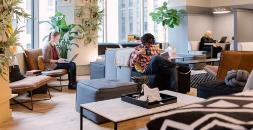 6 razones por las que grandes empresas migran al coworking