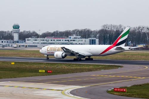 Emirates SkyCargo launches freighter services to Maastricht