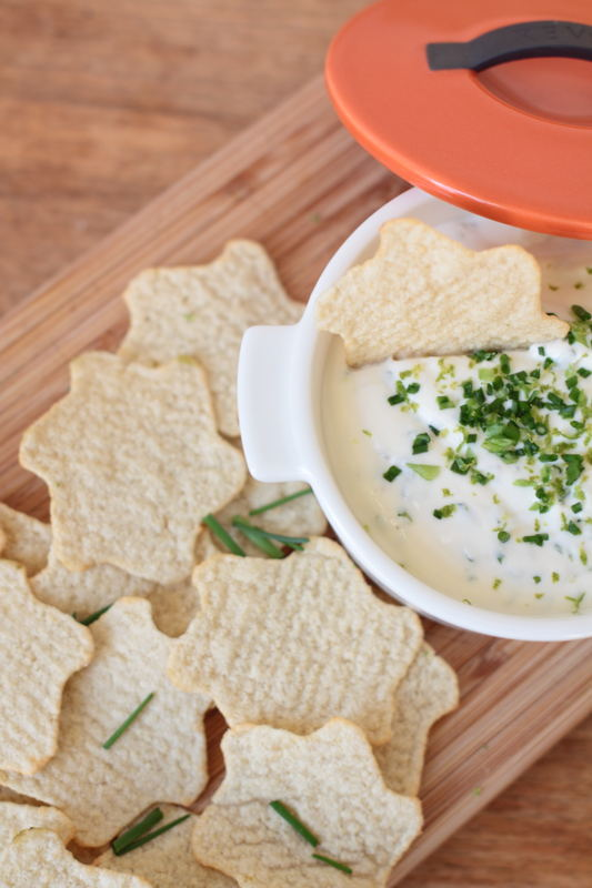Lay's Oven Stars Cheesy Dip