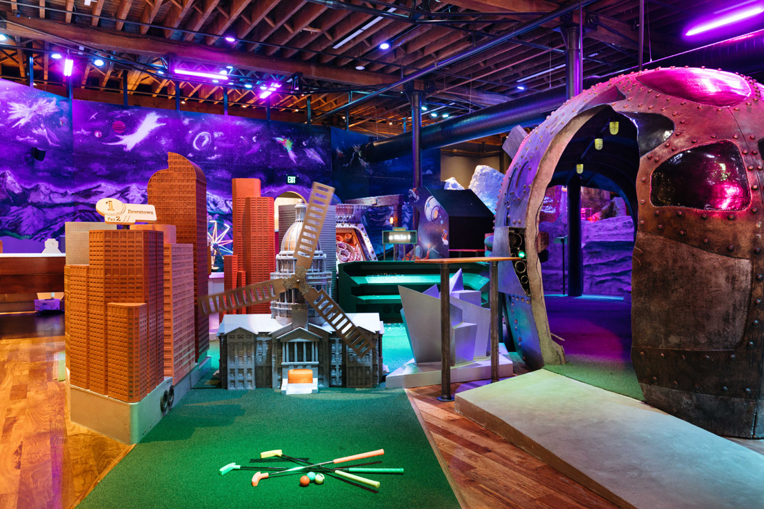 Take a swing at Urban Putt's opening day!