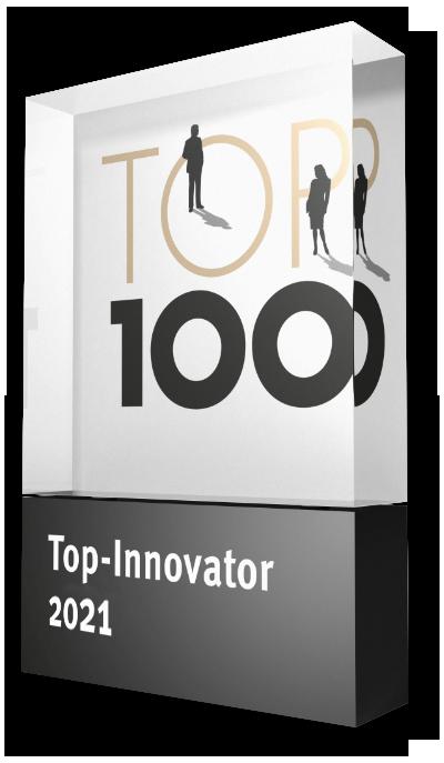Compleo gehört zu den TOP 100 innovativsten Unternehmen