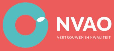 Nederlands-Vlaamse Accreditatieorganisatie (NVAO) perskamer Logo