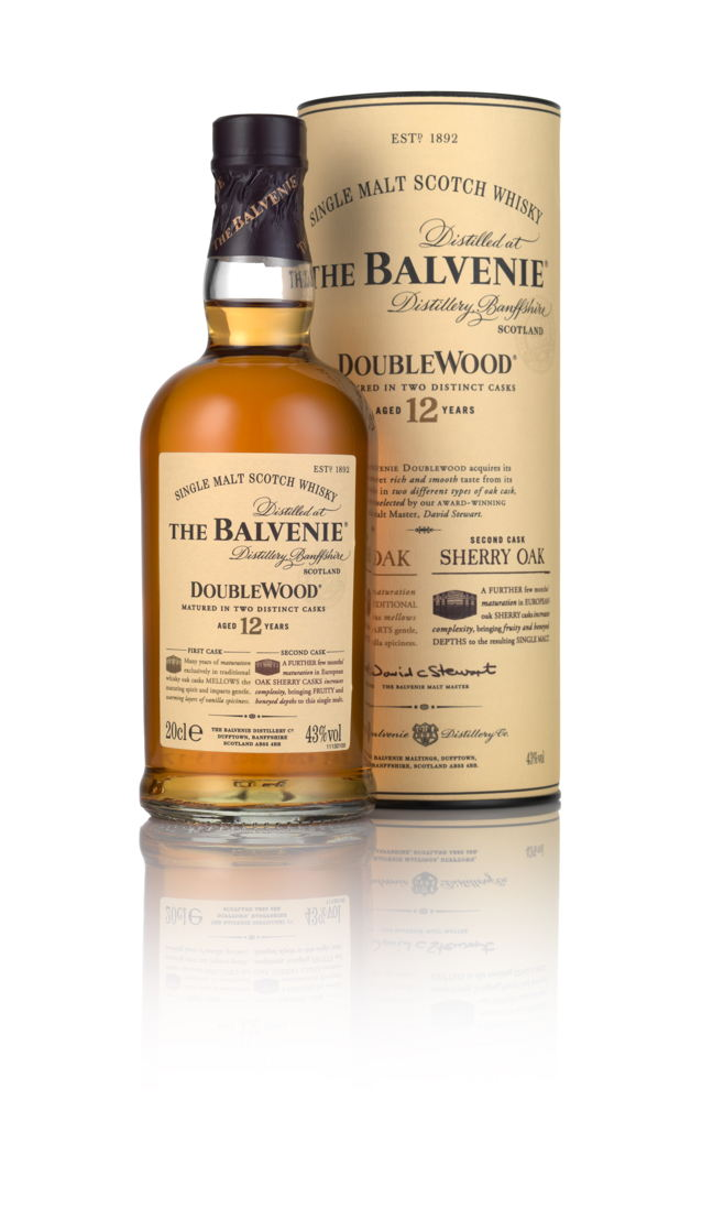 © The Balvenie DoubleWood 12 Year Old
