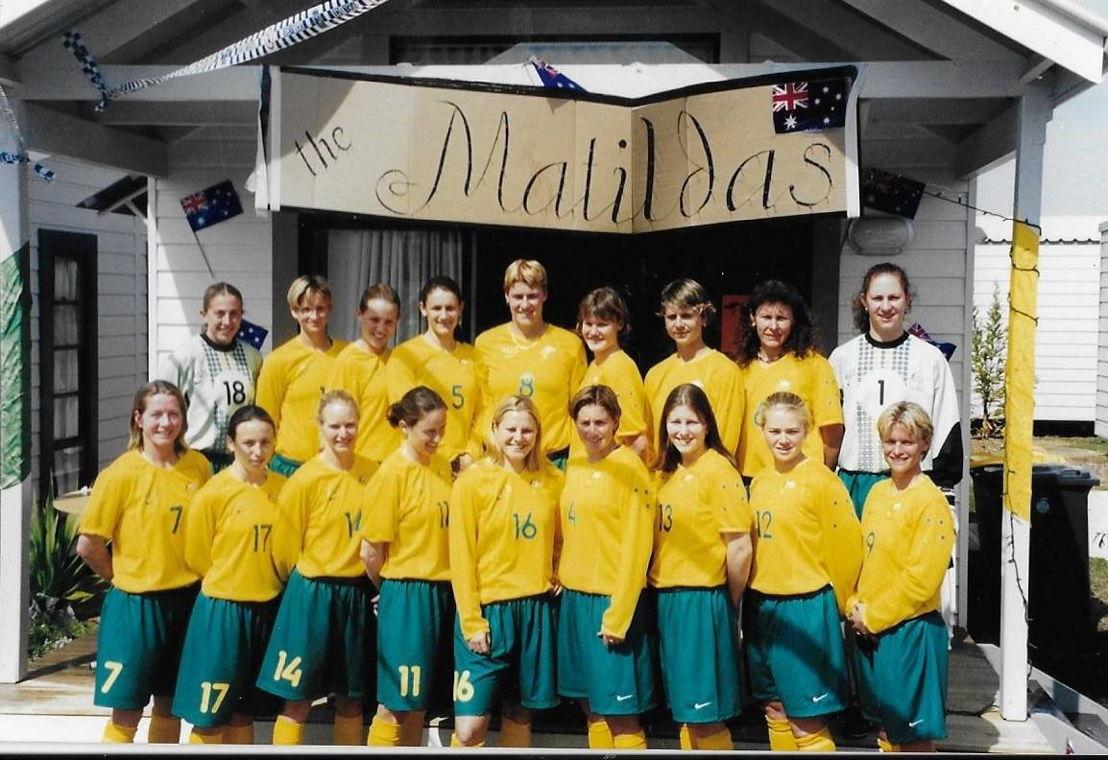 Matildas 1990s