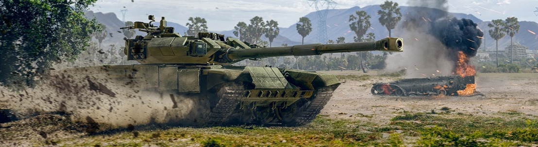 ARMORED WARFARE ANNOUNCES EYE OF THE STORM