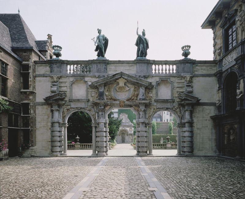 Peter Paul Rubens-portiek - Beeldarchief collectie Antwerpen