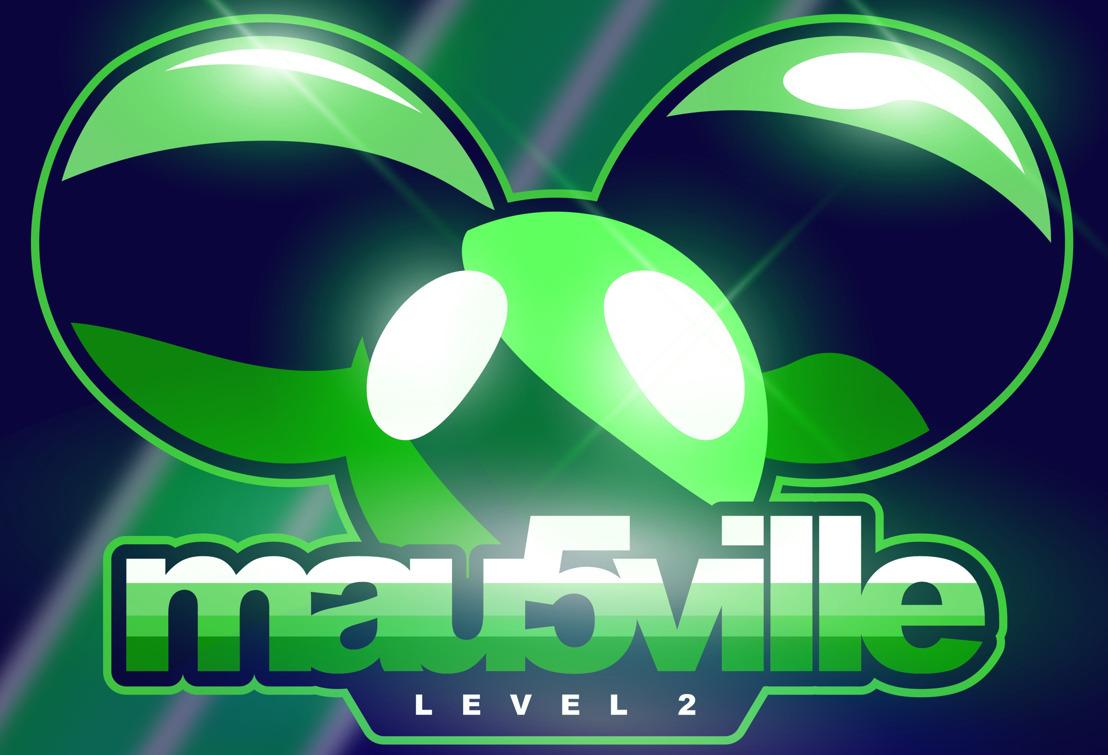"""Seit heute gibt es deadmau5 """"mou5eville: level2""""!"""