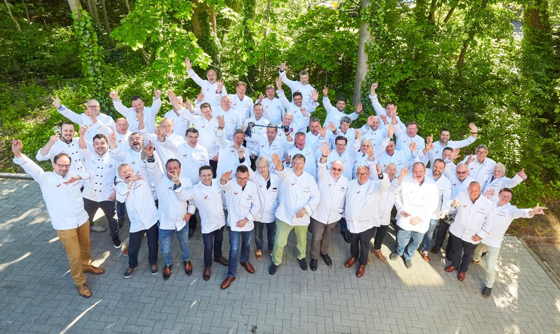 The Mastercooks veulent mettre la Belgique en avant comme terre de légumes