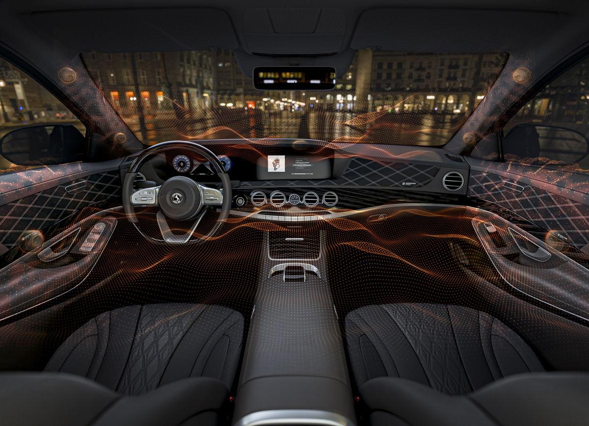 Ac2ated Sound et AMBEO Mobility créent une expérience sonore 3D immersive vraiment réaliste