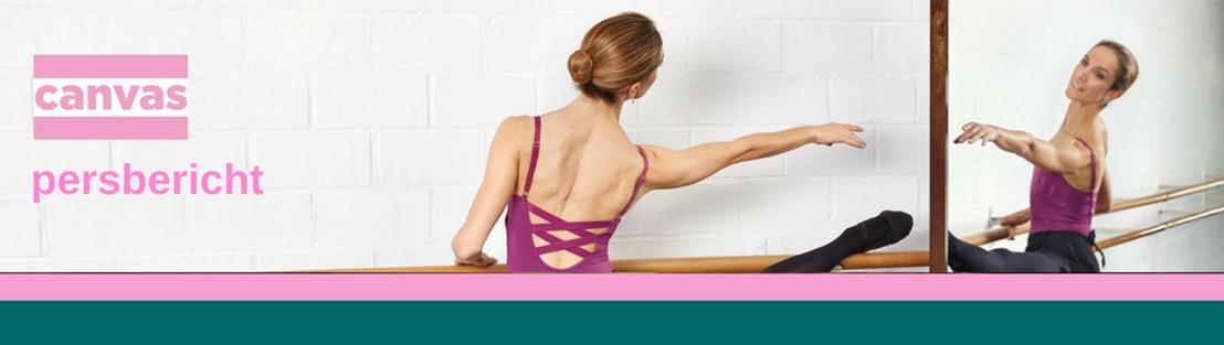 Canvas lanceert op Dag van de Dans de online danswedstrijd 'Dans met Hanne'.