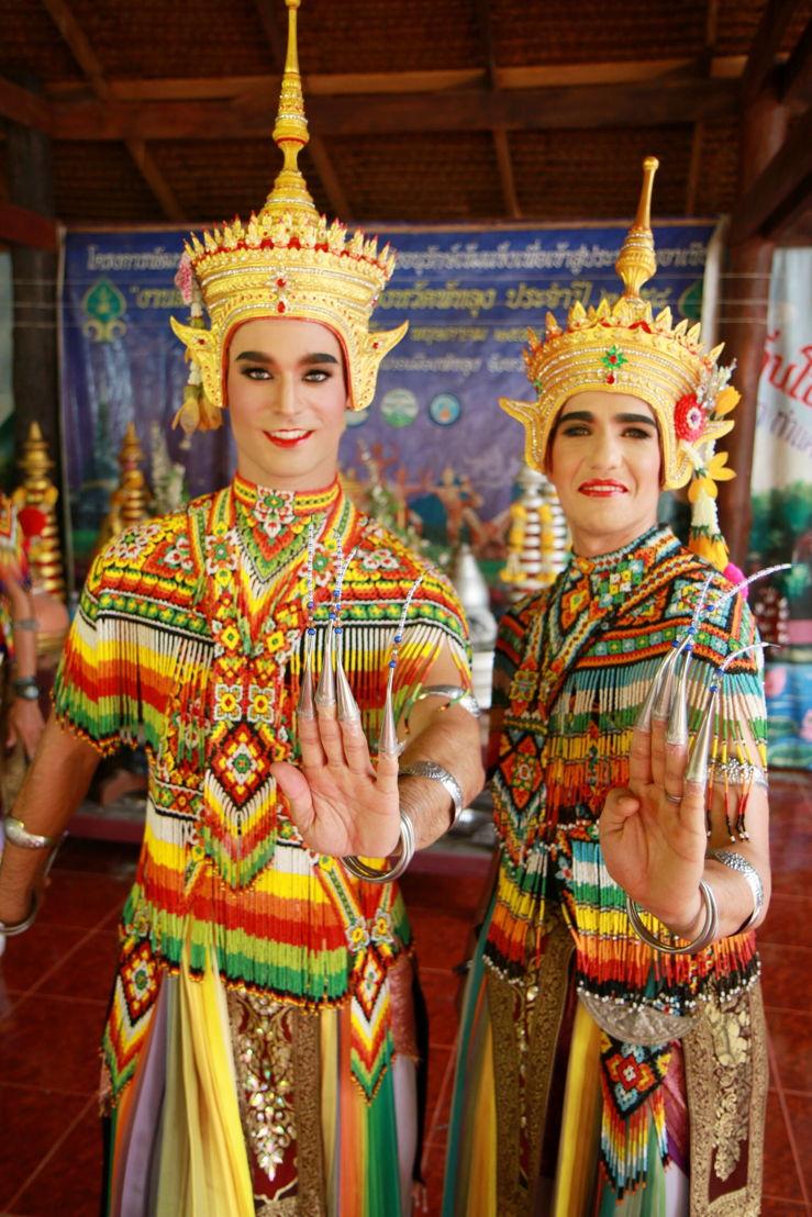 Dance around the world - Thailand