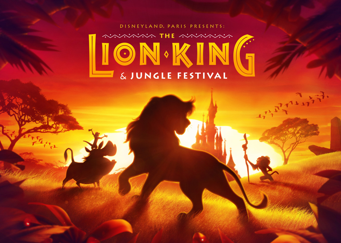 Disneyland Paris kondigt een brullende zomer aan gewijd aan The Lion King en The Jungle Book