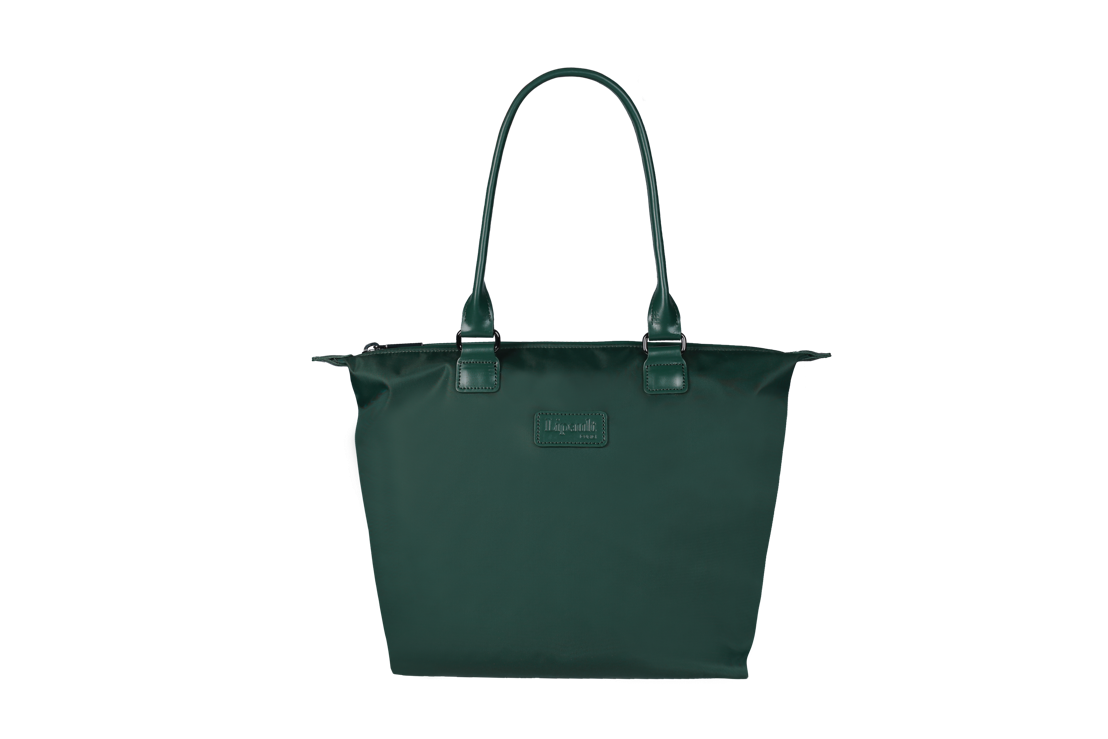 Lady Plume Tote Bag  Forest Green 59€