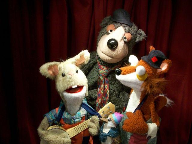 Brer Rabbit by All Hands (photo credit Aurora Theatre)