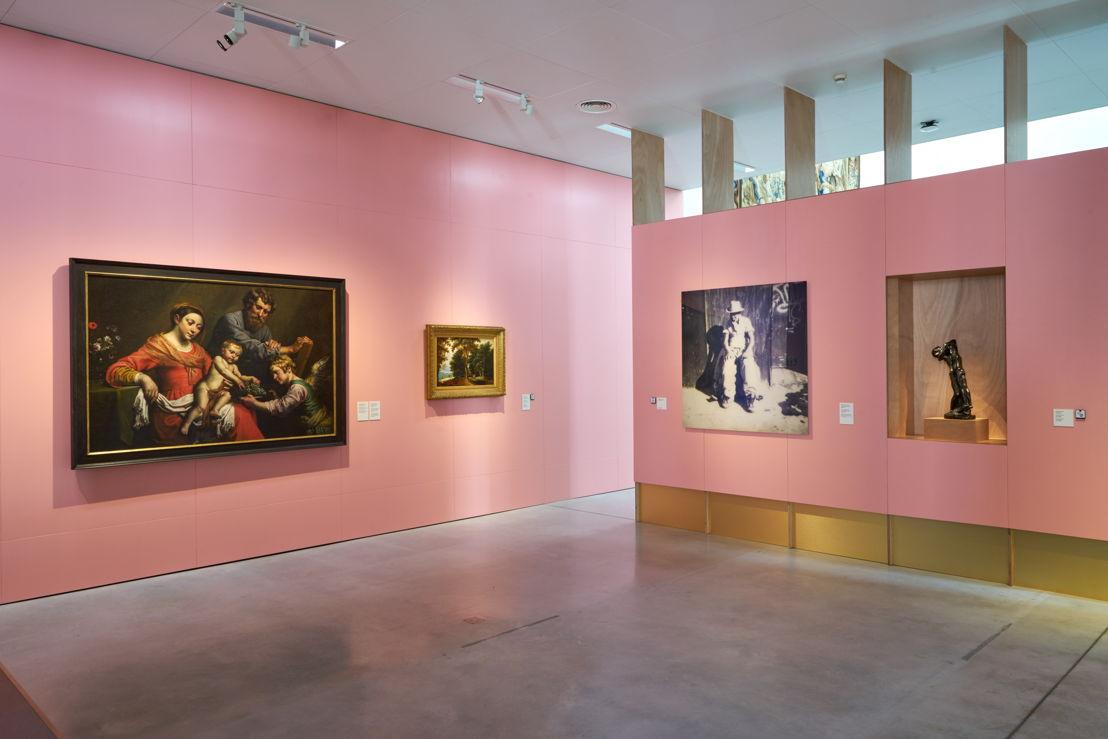 De kracht van beelden, collectieopstelling M-Museum Leuven (c) Dirk Pauwels
