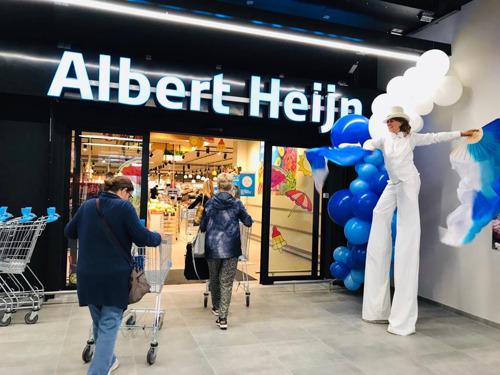 Albert Heijn komt naar Westmeerbeek met een mix van extra veel vers, een verrassend assortiment en scherpe prijzen