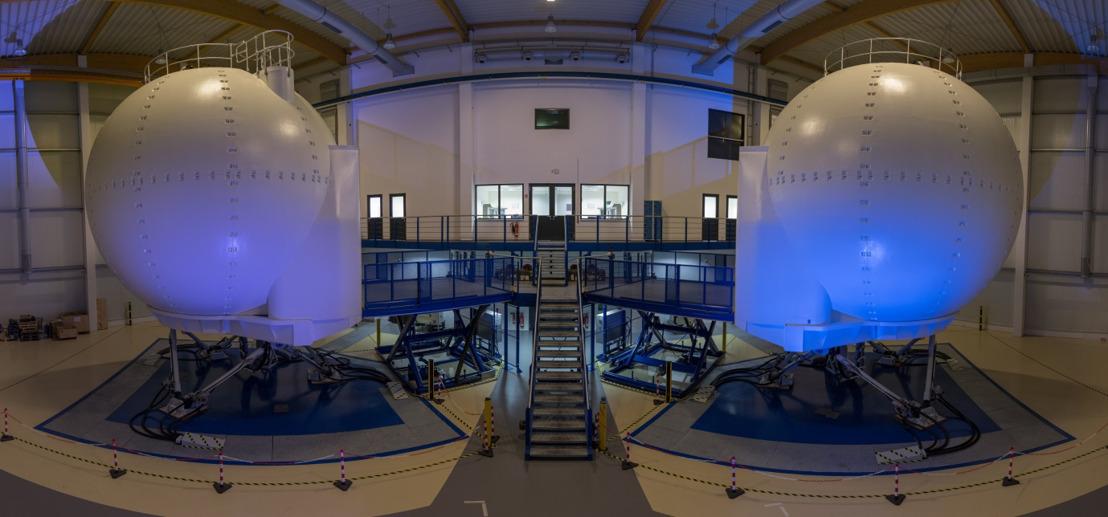 Le centre de formation HFTS des pilotes du NH90 adapte le dernier standard hélicoptère sur les 4 simulateurs de vol