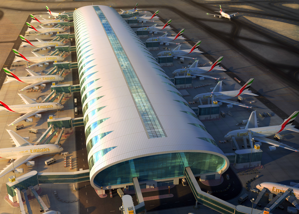 In 2013, Dubai had direct passenger flight connections to 149 cities with populations of over 1 million people, creating potential export markets of over 916 million people, or 13% of the world's population.