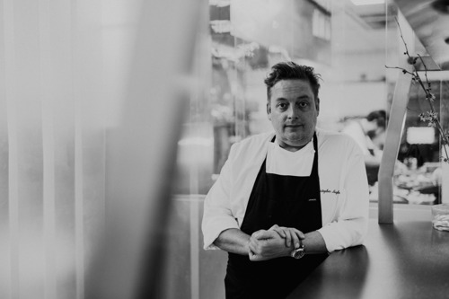 Chris Naylor opent exclusief one table-restaurant Naylor's
