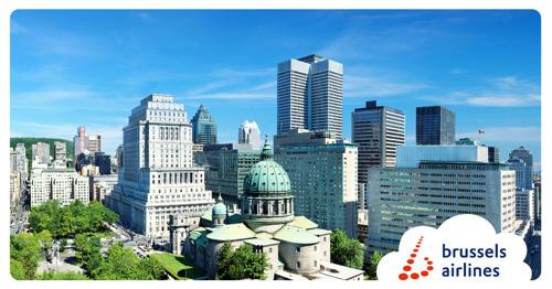 En 2020, Brussels Airlines lancera des vols vers Montréal