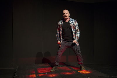A scene from The Devil and Billy Markham, pic Jan Potgieter