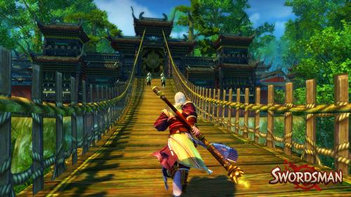 Завершилось закрытое бета-тестирование файтинг-MMORPG Swordsman.