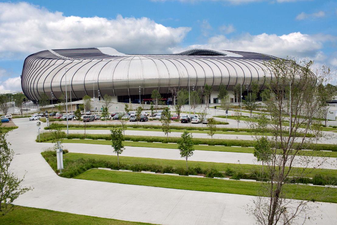 Estadio BBVA Bancomer, sede de los Rayados de Monterrey