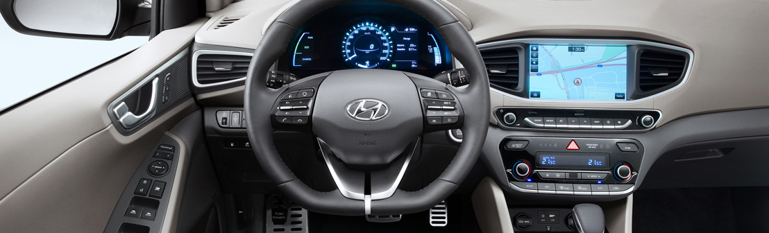 Hyundai op de Geneva Motor Show 2016: Full Press Kit new Hyundai Ioniq