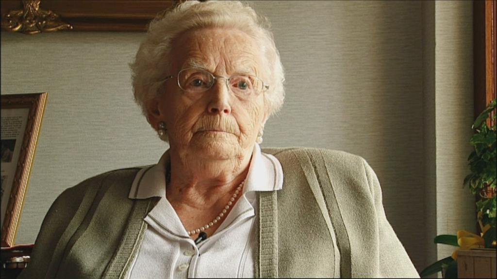 De allerlaatste getuigen: Martha Seynave - (c) VRT