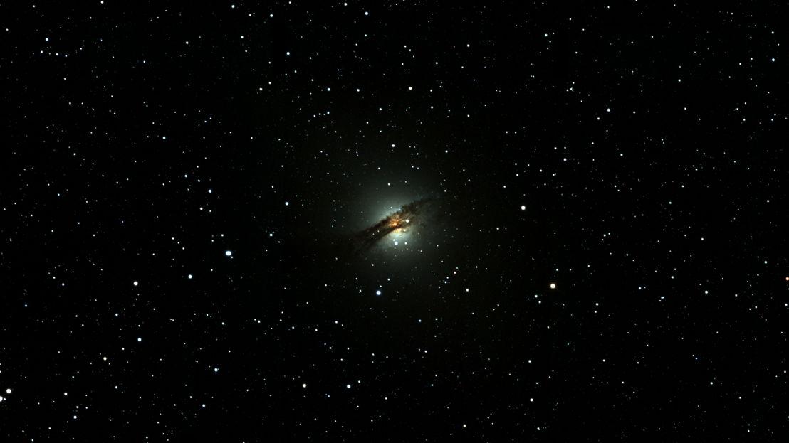 Centaurus A. Image credit: ANU SkyMapper