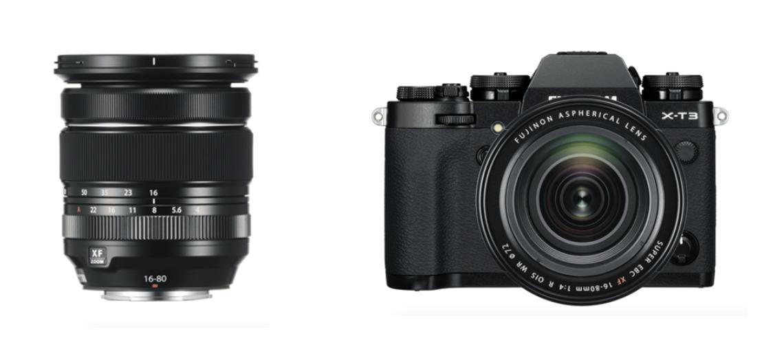 FUJIFILM présente le nouveau « FUJINON XF16-80mmF4 R OIS WR », un objectif compact à ouverture constante F4