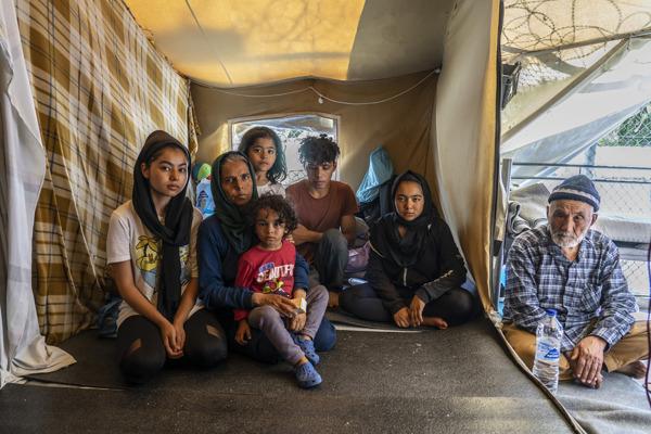 Preview: Las personas vulnerables atrapadas en las islas griegas pagan el precio de las inhumanas políticas del acuerdo UE-Turquía