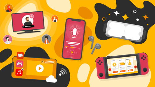 Belgian entertainment & media sector contracts by 7.8%, while a shift to streaming, gaming and user-generated content transforms sector