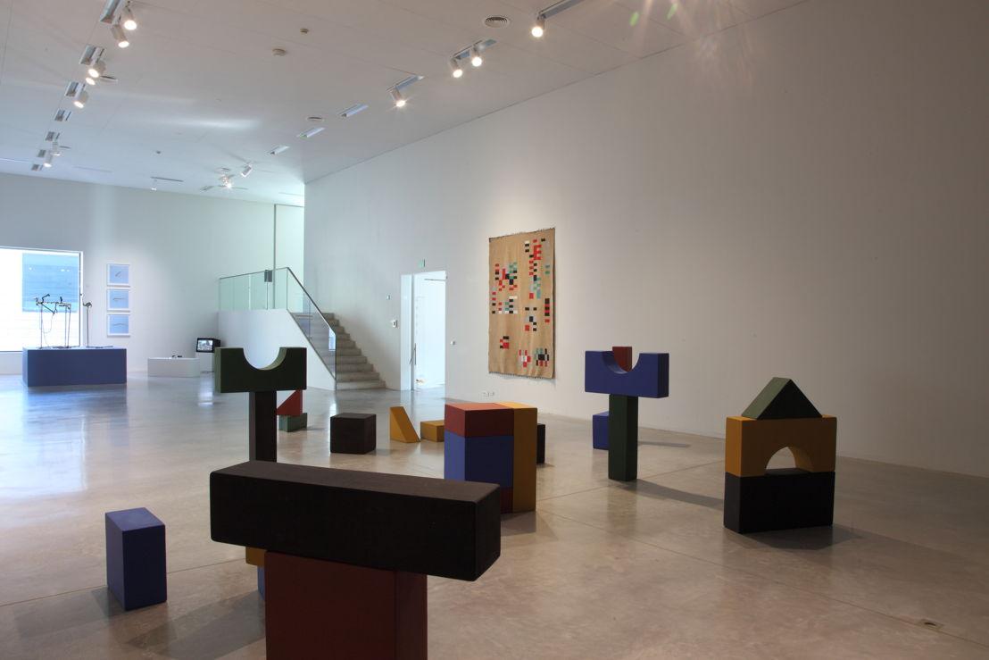 Yto Barrada. Lyautey Unit Blocks, 2010<br/>Courtesy the artist and Sfeir-Semler Gallery, Hamburg/Beirut<br/>Photo: (c) Dirk Pauwels