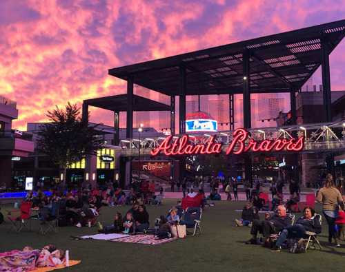 Preview: The Battery Atlanta to host Xfinity Movie Series on Friday nights, Oct. 29–Dec. 10