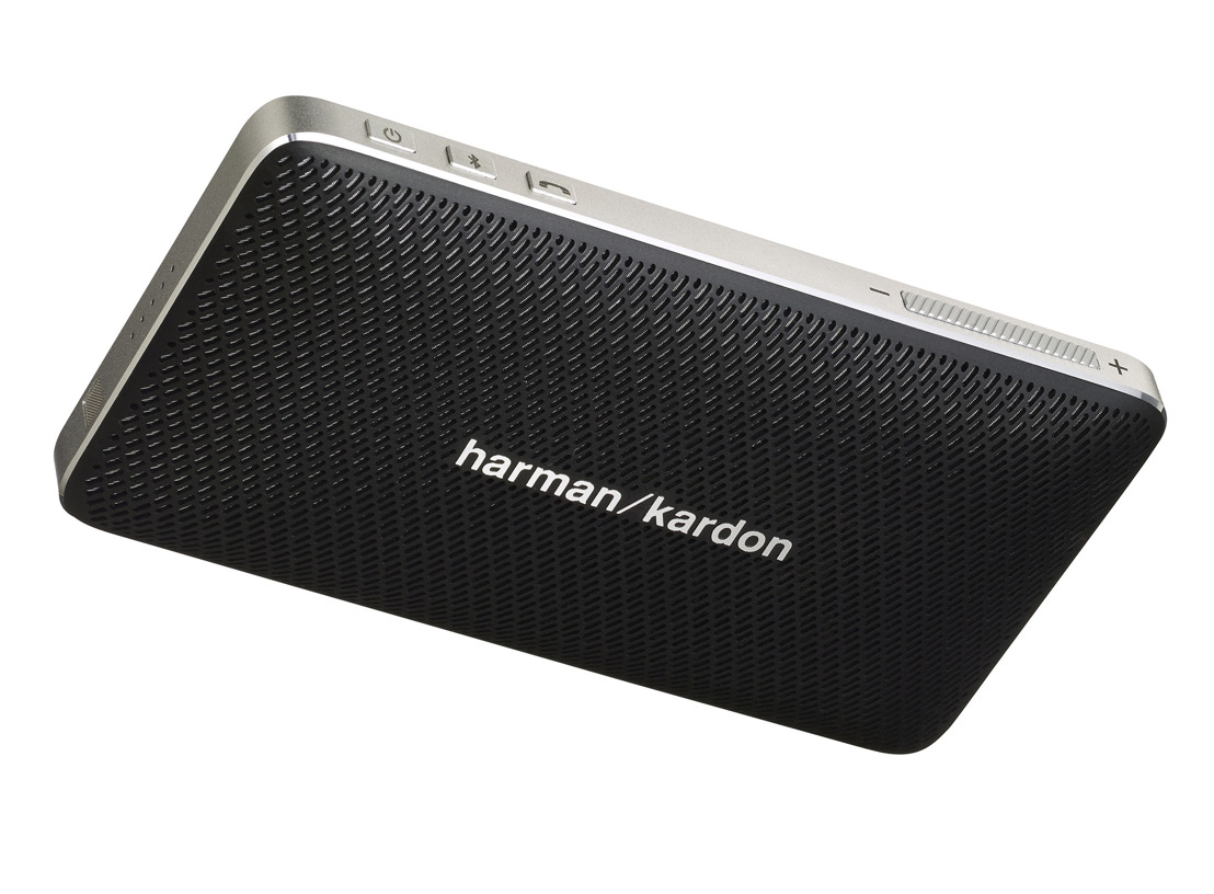 IFA 2014: HARMAN stellt kabelloses Lautsprecher- & Konferenzsystem Harman Kardon Esquire mini vor