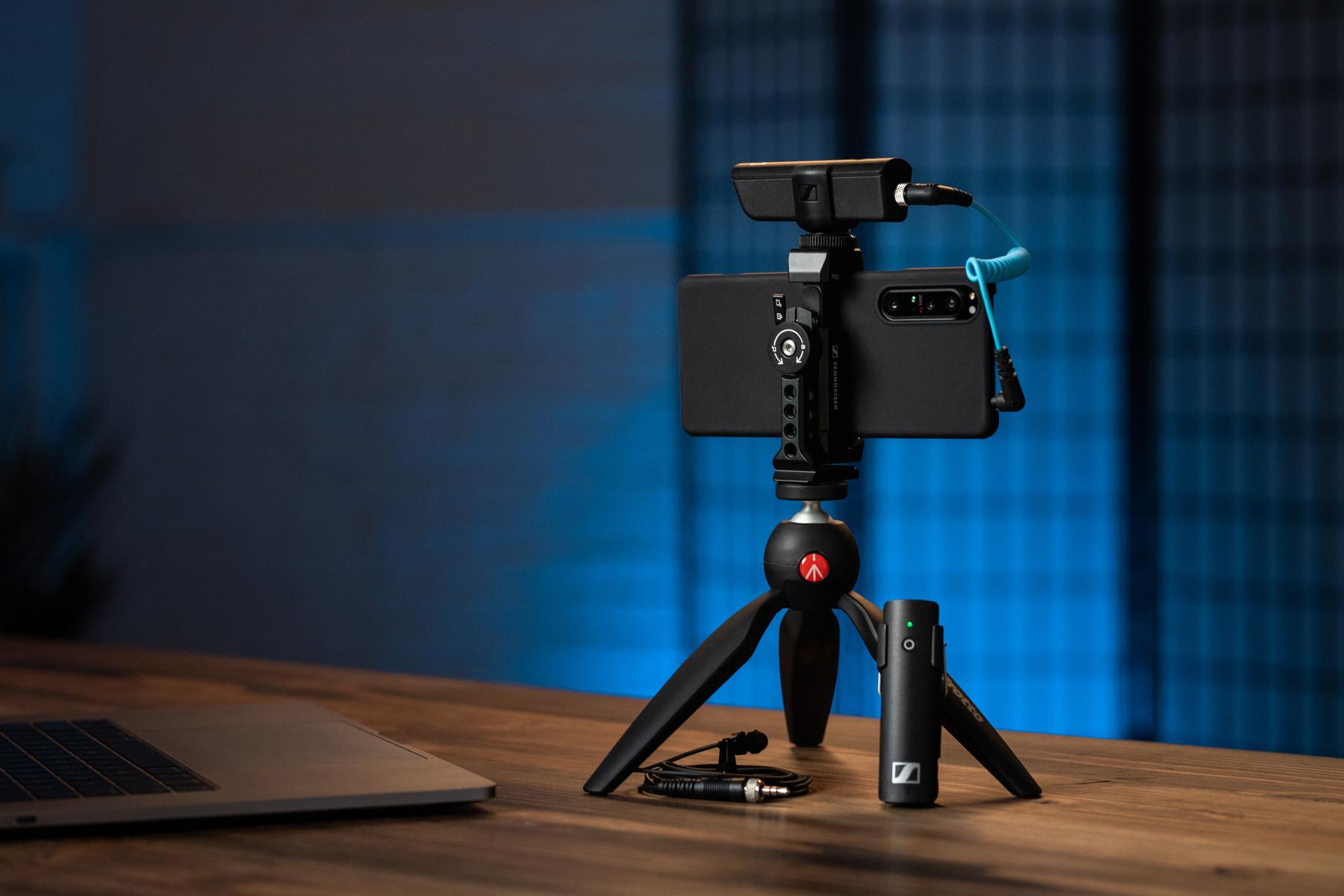 Eenvoudige en doeltreffende audio-oplossing voor vloggers en podcasters