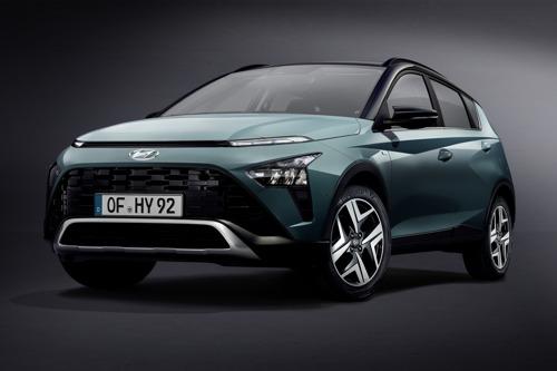 Première mondiale du nouveau SUV Crossover compact Hyundai BAYON
