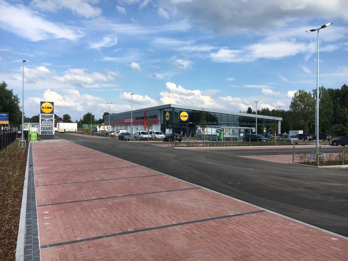 Lidl opent 25 november gloednieuwe winkel in Pelt